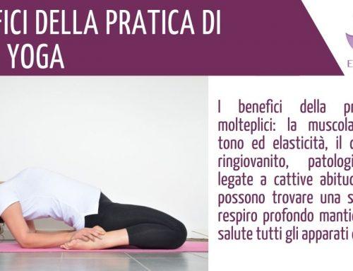 I benefici della pratica di Hatha Yoga