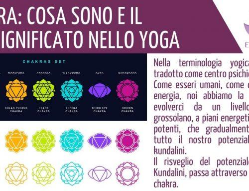 I Chakra: cosa sono e il loro significato nello yoga