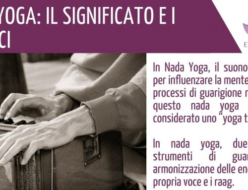 NADA YOGA: lo yoga del suono