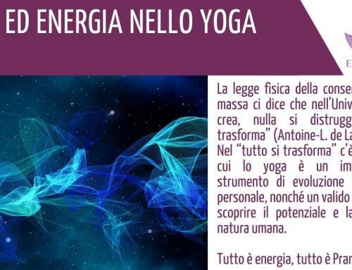 PRANA ed ENERGIA nello yoga